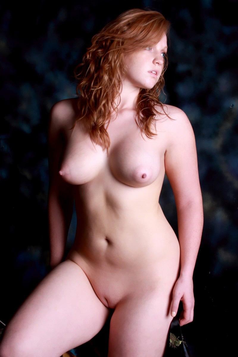 vaginas Nude red
