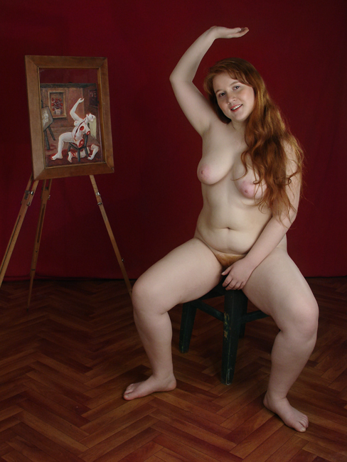 weird and nude women
